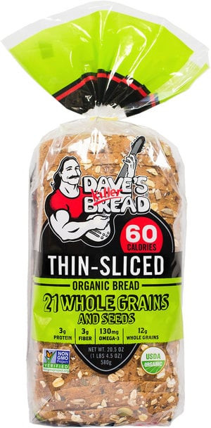 Dave'S Killer Bread Healthy  Dave s Killer Bread 21 Whole Grains and Seeds