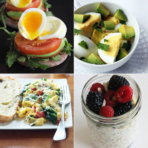 Delicious Healthy Breakfast Recipes  Healthy Recipes Archives Women s Running munity WRC