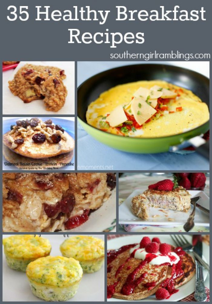 Delicious Healthy Breakfast Recipes  17 Best images about Food and Recipes Breakfast on