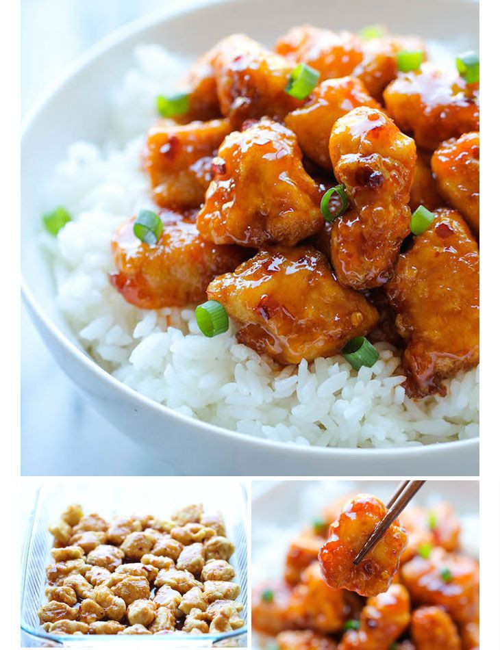 Delicious Healthy Dinners  Easy Chicken and Rice Recipes