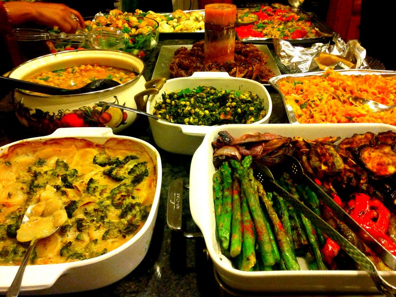 Delicious Healthy Dinners  A Delicious and Healthy Holiday Dinner The Picky Eater
