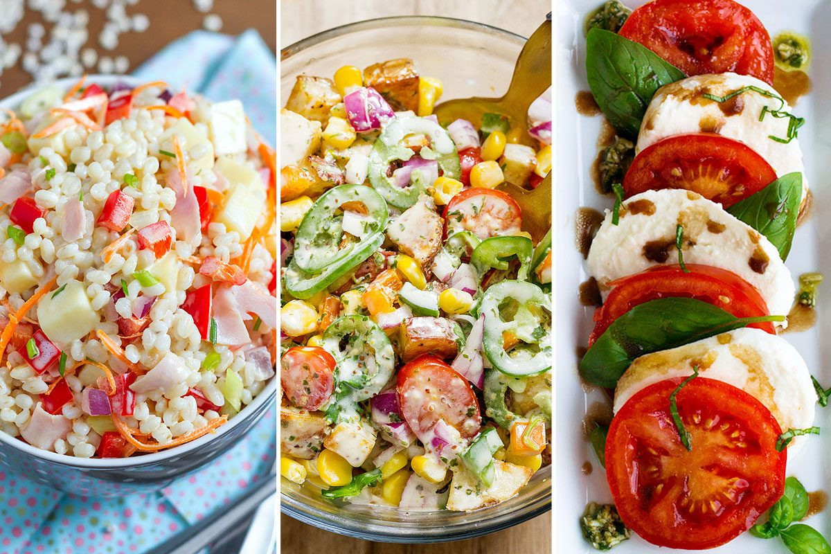 Delicious Healthy Salads  Easy Healthy Salad Recipes 22 Ideas for Summer — Eatwell101