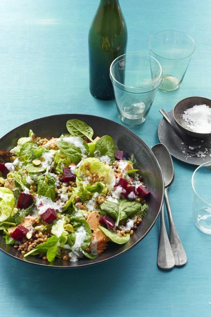 Delicious Healthy Salads  Salad Recipes – 2 Ideas For Delicious Grain Salads