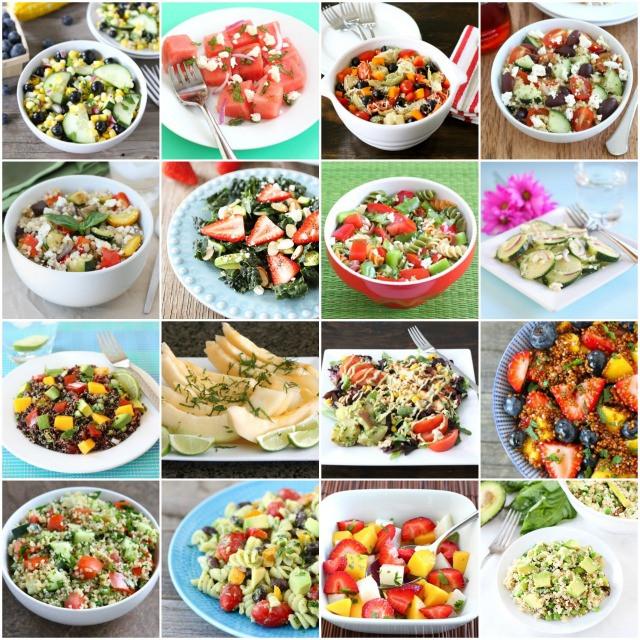 Delicious Healthy Salads  20 Summer Salad Recipes Healthy Salad Recipes