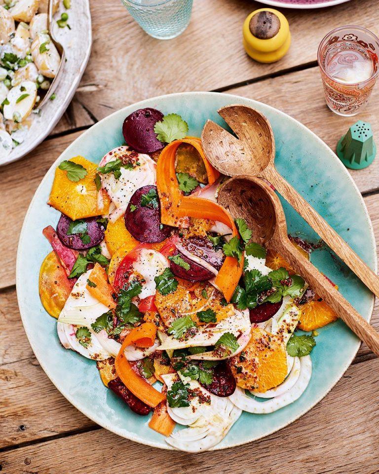 Delicious Healthy Salads  Healthy salad recipes delicious magazine
