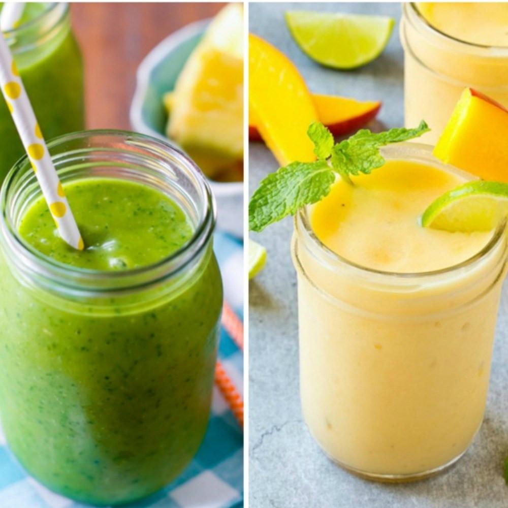 Delicious Healthy Smoothie Recipes  20 Delicious Healthy and Easy Smoothie Recipes