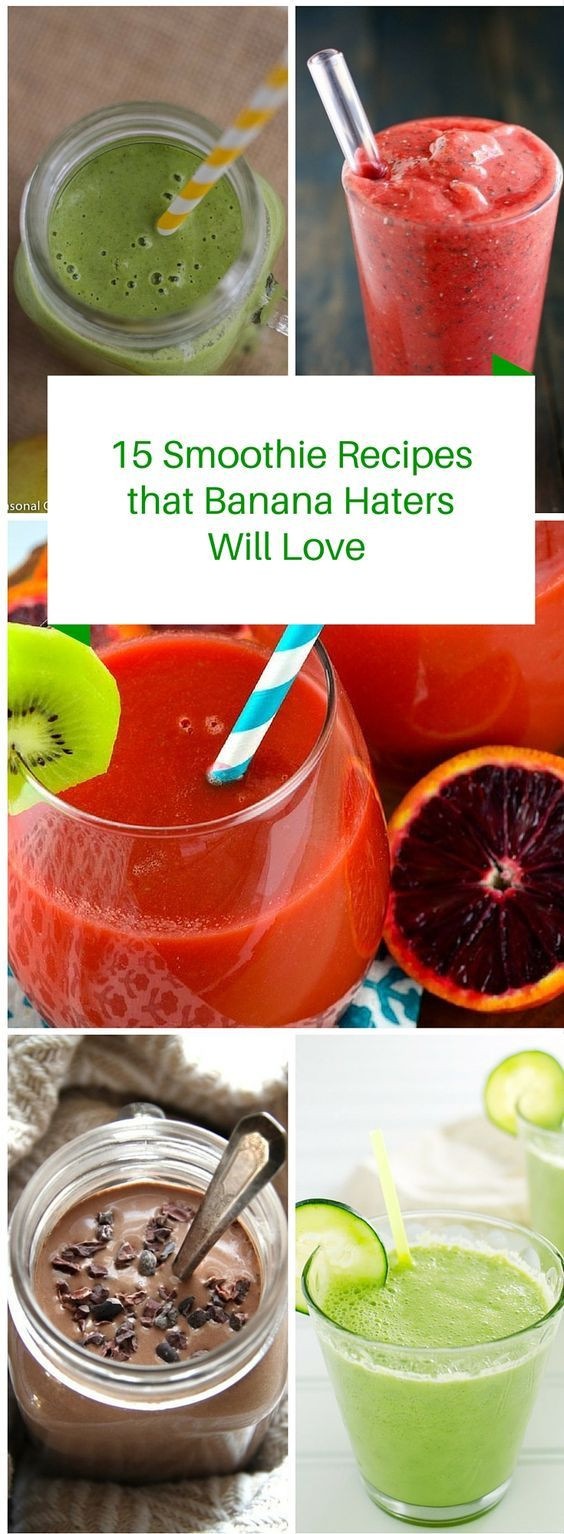 Delicious Healthy Smoothie Recipes  17 Best images about Delicious Healthy Smoothie Recipes