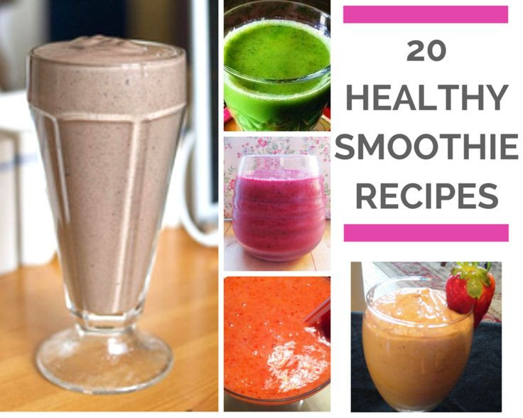 Delicious Healthy Smoothie Recipes  1000 images about Delicious Drinks on Pinterest