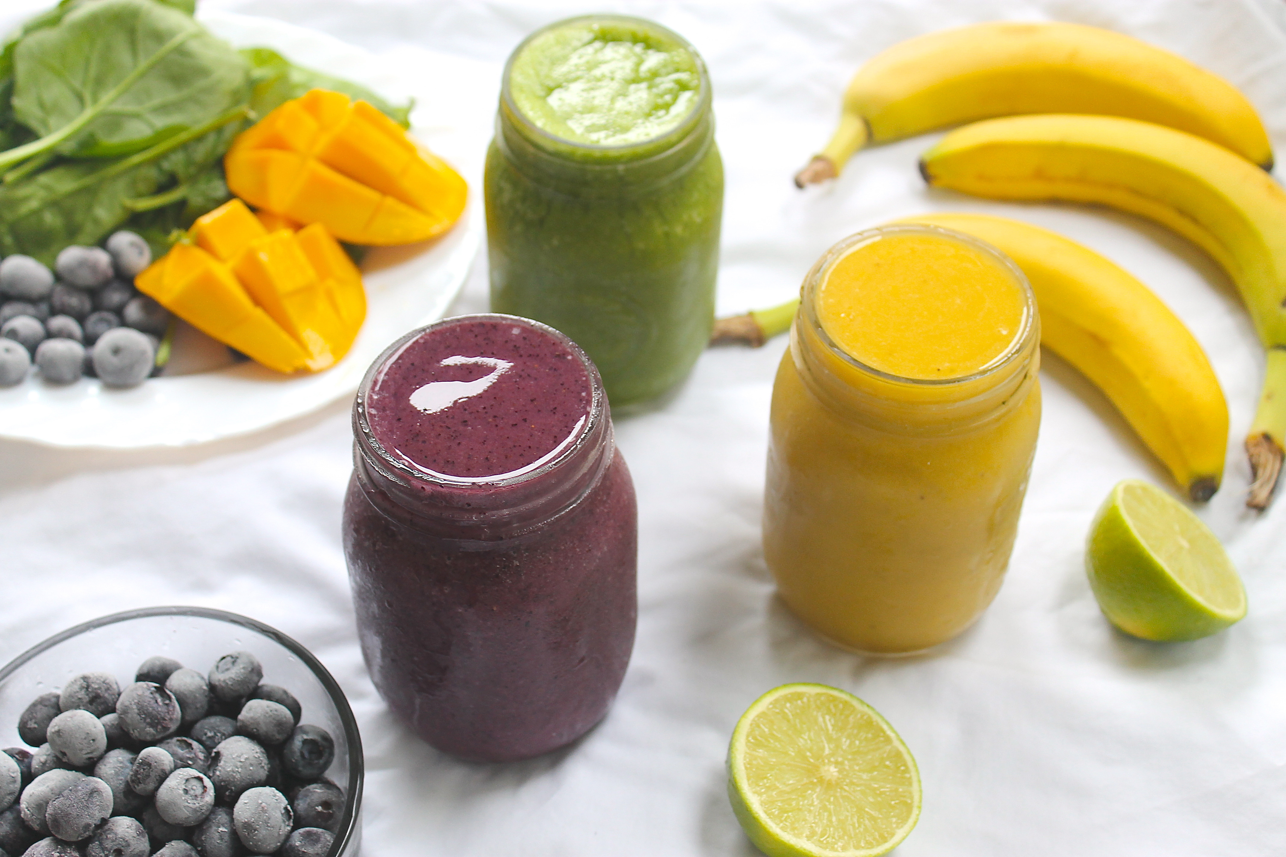 Delicious Healthy Smoothies  3 Healthy Easy and Delicious Smoothie Recipes for the