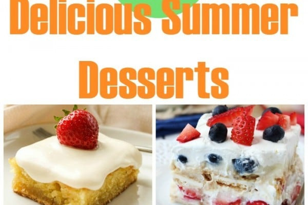 Delicious Summer Desserts  Yummy Healthy Easy Page 2 of 37 Your Guide to Yummy