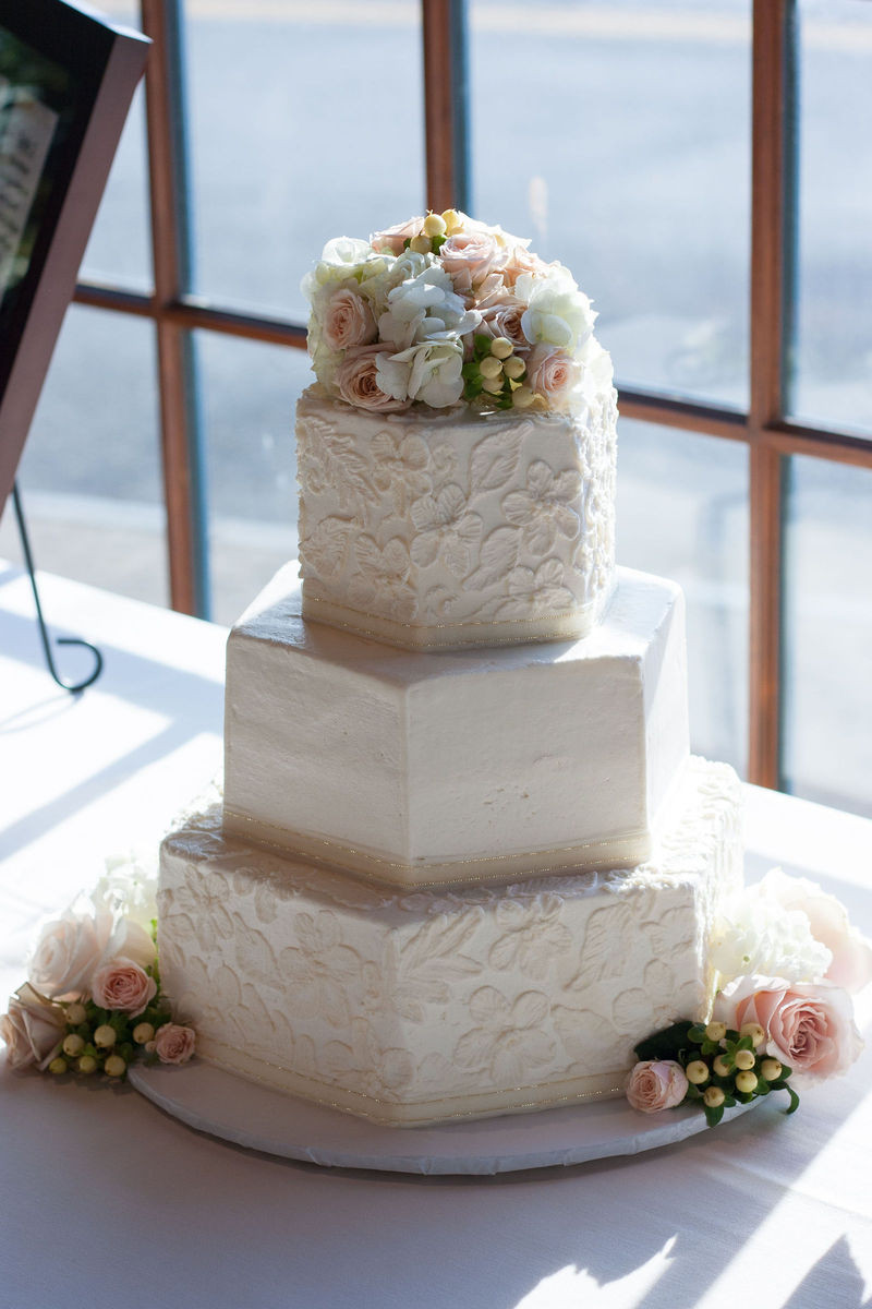 Delicious Wedding Cakes  Delicious Designs by Sherry Wedding Cake Marion NY