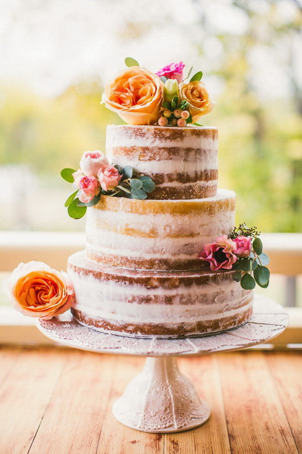 Delicious Wedding Cakes  Delicious Wedding Cake Trends for 2016