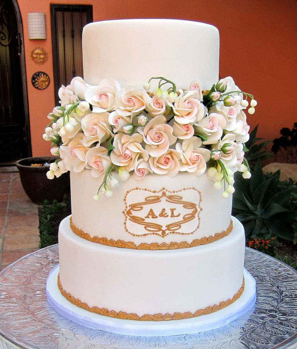 Delicious Wedding Cakes  Delicious Arts Wedding Cake California Los Angeles