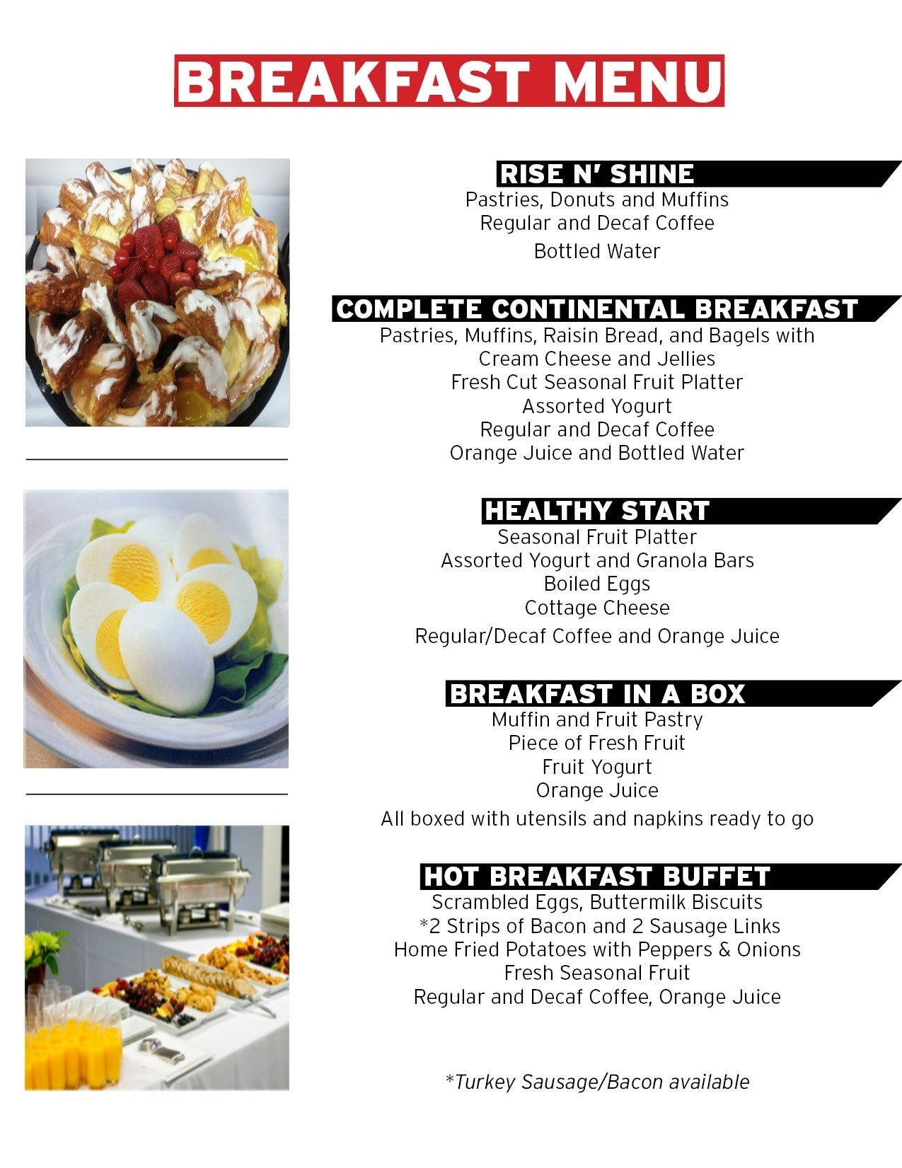 Denny'S Healthy Breakfast Menu  Healthy Breakfast Menu Ideas