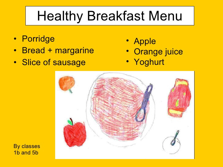 Denny'S Healthy Breakfast Menu  Healthy Breakfast and Lunch Menus from Finland