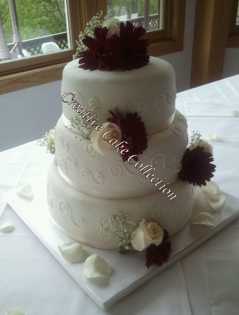 Denver Wedding Cakes  Creative Cake Collection Denver Bakeries Designer