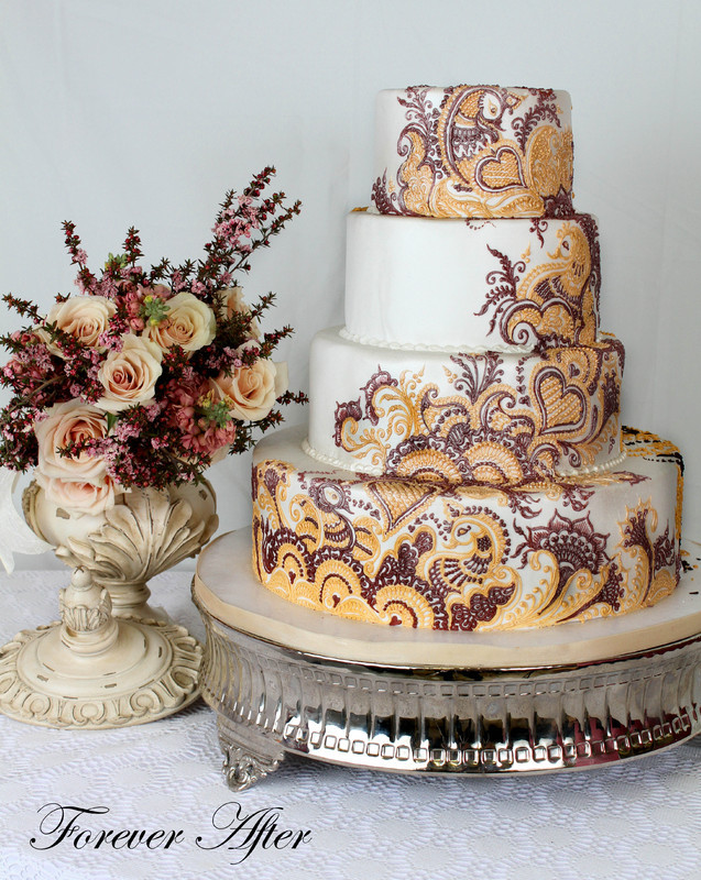 Denver Wedding Cakes  The Perfect Cake For Your Denver Wedding