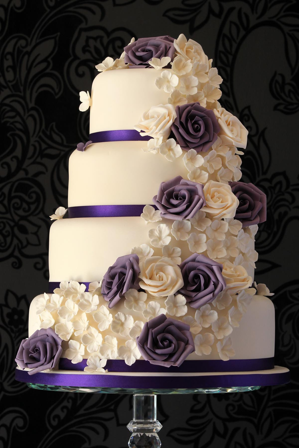 Designer Wedding Cakes  Jess Hill Cakes Beautiful designer wedding cakes