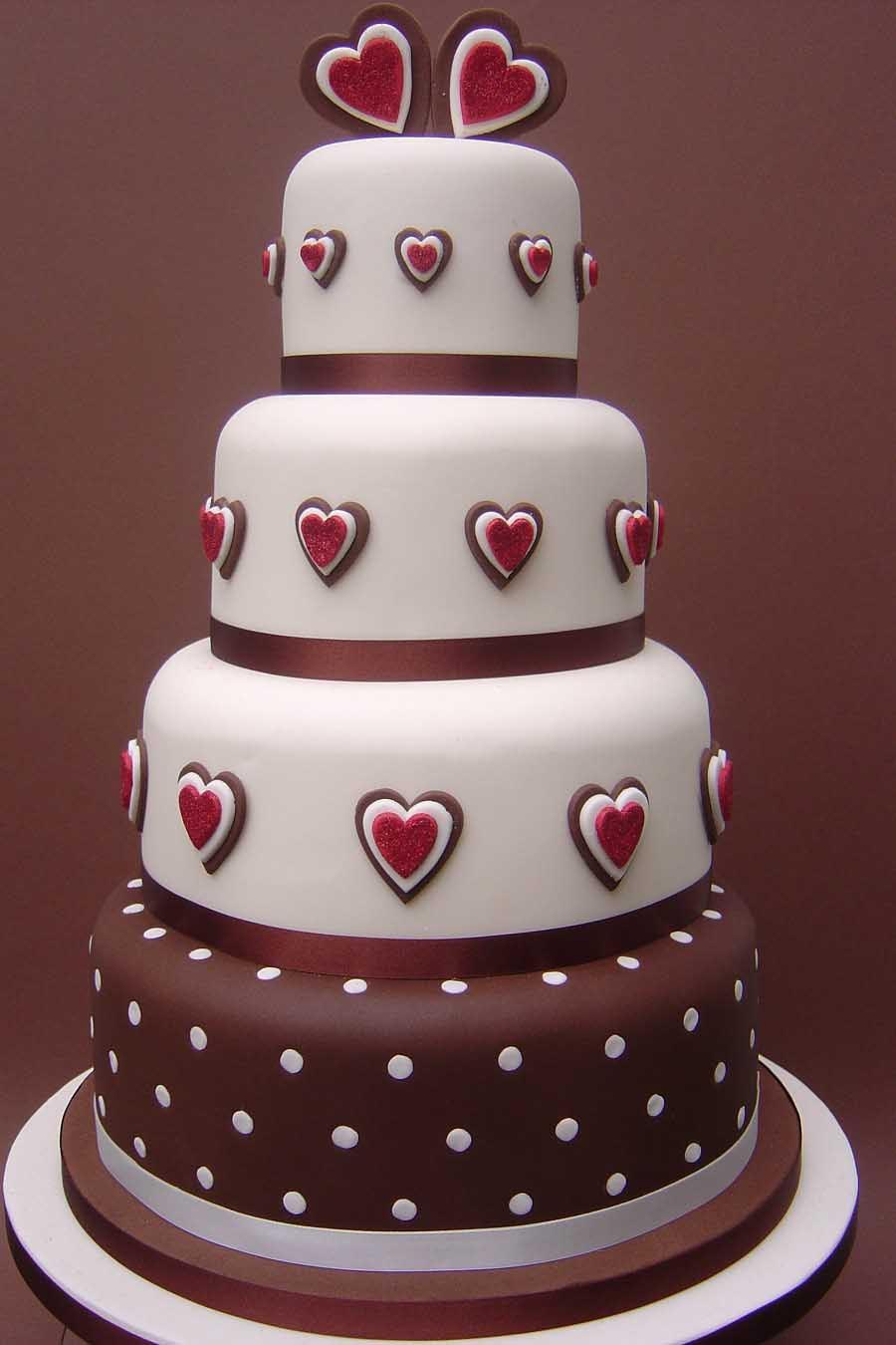 Designer Wedding Cakes  Latest Wedding Cake Designs Starsricha
