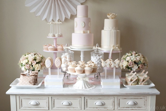 Dessert Table Weddings  Sweet Table Styling – Cake Geek Magazine – Cake Geek Magazine