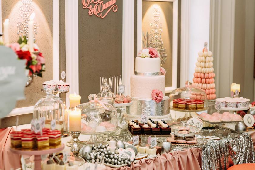 Dessert Table Weddings  Dessert Tables Mama Cakes Cumbria Bakery Wedding Cake Maker