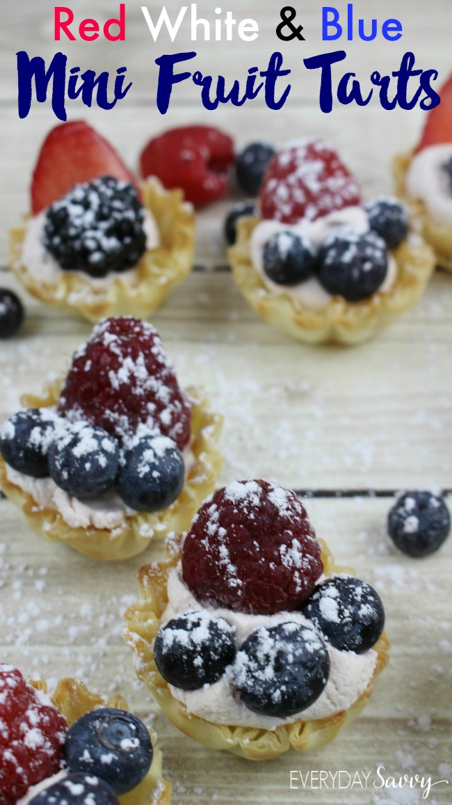 Desserts For 4Th Of July  Easy 4th July Dessert Red White & Blue Dessert Recipe