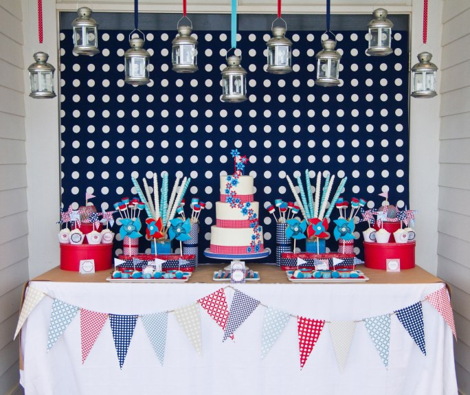 Desserts For 4Th Of July Party  4th July Dessert And Fabulous Food B Lovely Events