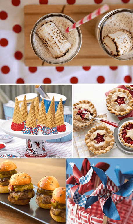Desserts For 4Th Of July Party  Fourth of July Desserts I ♥ naptime