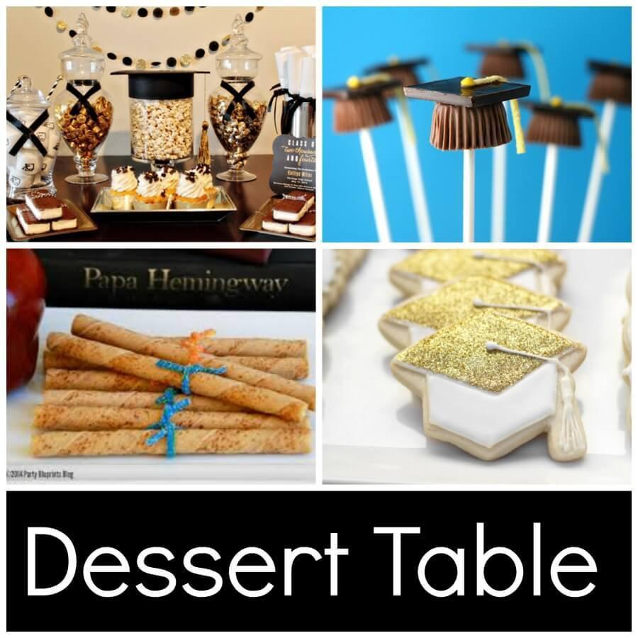 Desserts For Graduation Parties  2015 Graduation Party Ideas dsm4kids