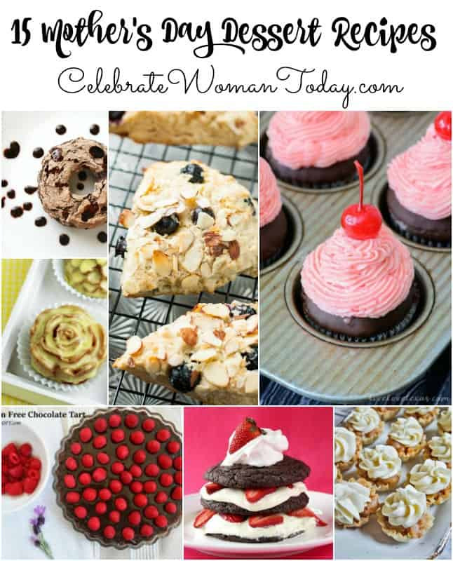 Desserts For Mother'S Day  15 Mother s Day Dessert Recipes To Wow Your MOM