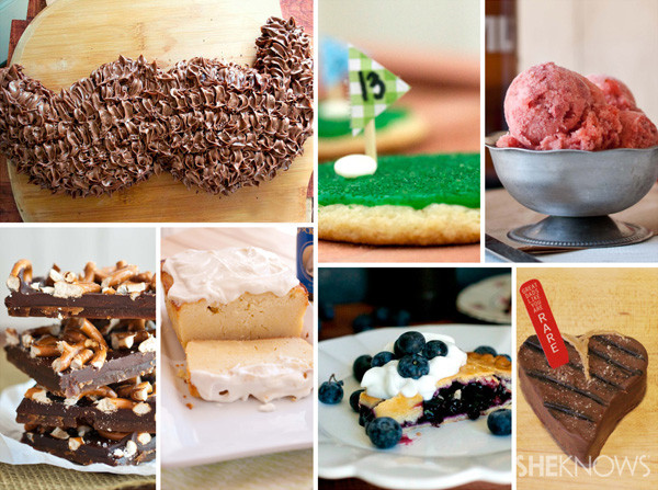 Desserts For Mother'S Day  41 Favorite recipes for Father s Day