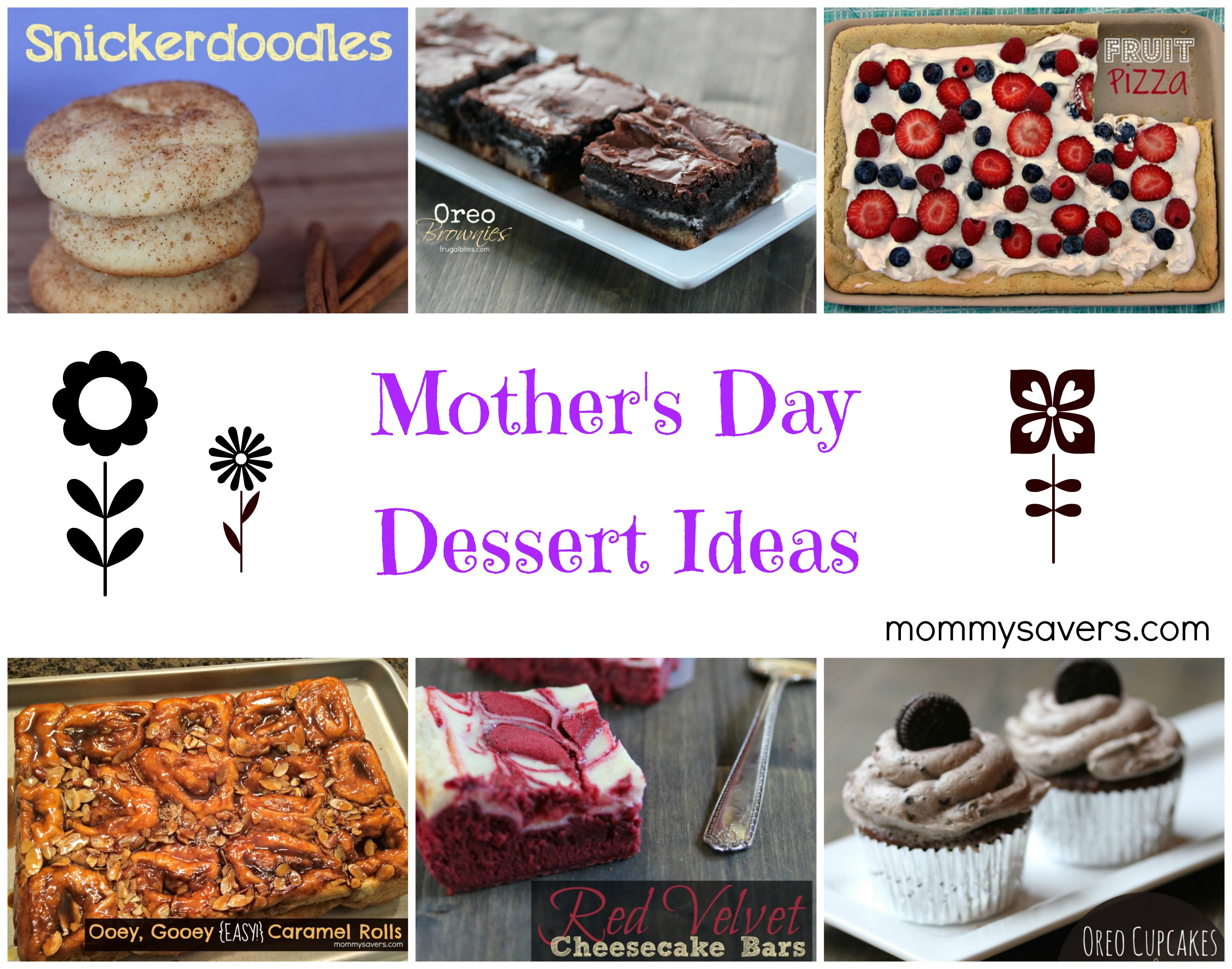 Desserts For Mothers Day  Mother s Day Dessert Ideas Mommysavers