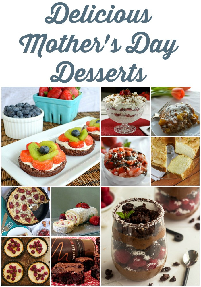 Desserts For Mothers Day  Mother s Day Desserts