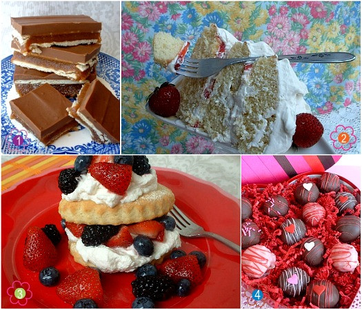 Desserts For Mothers Day  Cupcakes and Desserts to Bake for Mother s Day Hoosier