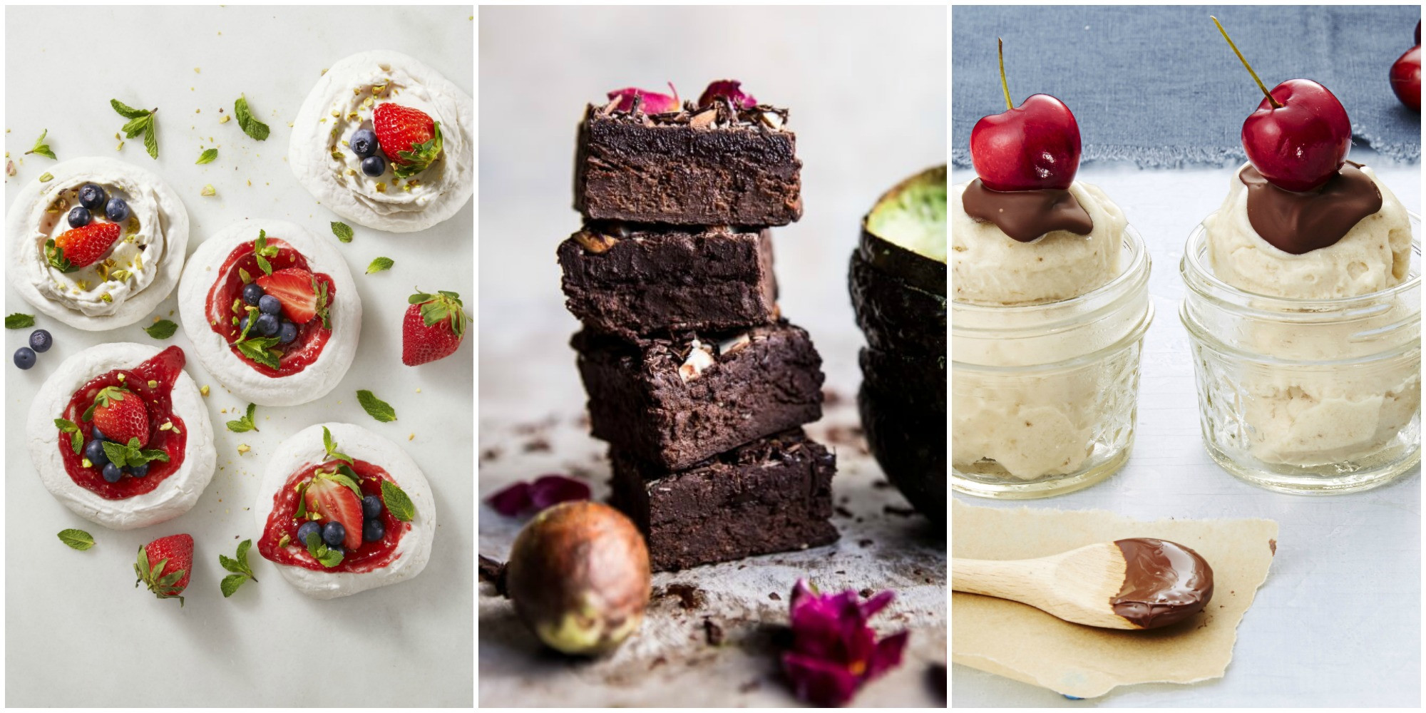 Desserts That Are Healthy  15 Best Healthy Dessert Recipes Easy Ideas for Low