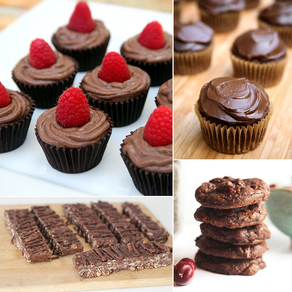 Desserts That Are Healthy  Best Healthy Chocolate Dessert Recipes