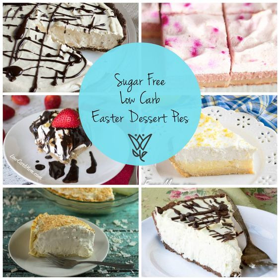 Diabetic Easter Recipes  26 Sugar Free Low Carb Easter Dessert Pies