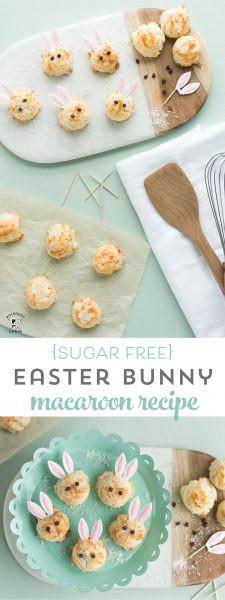 Diabetic Easter Recipes  sugar free macaroon recipes The Polka Dot Chair