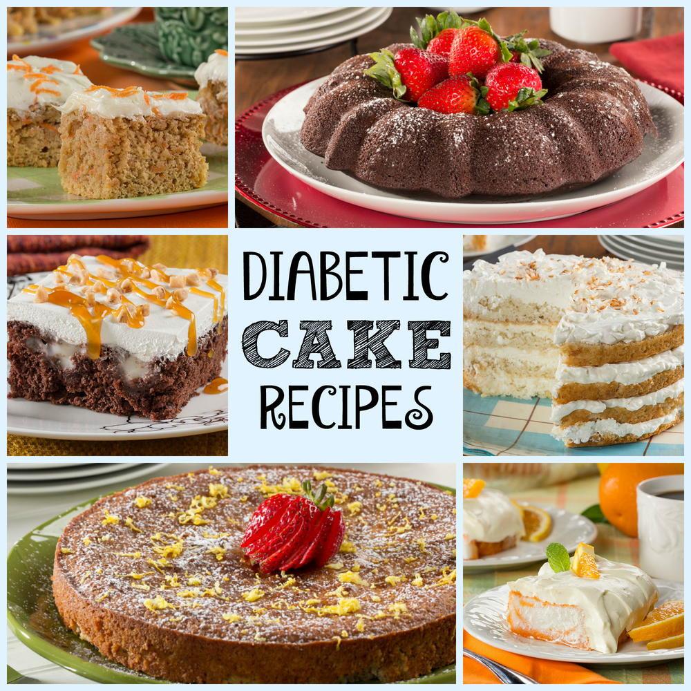 Diabetic Healthy Recipes  16 Diabetic Cake Recipes Healthy Cake Recipes for Every