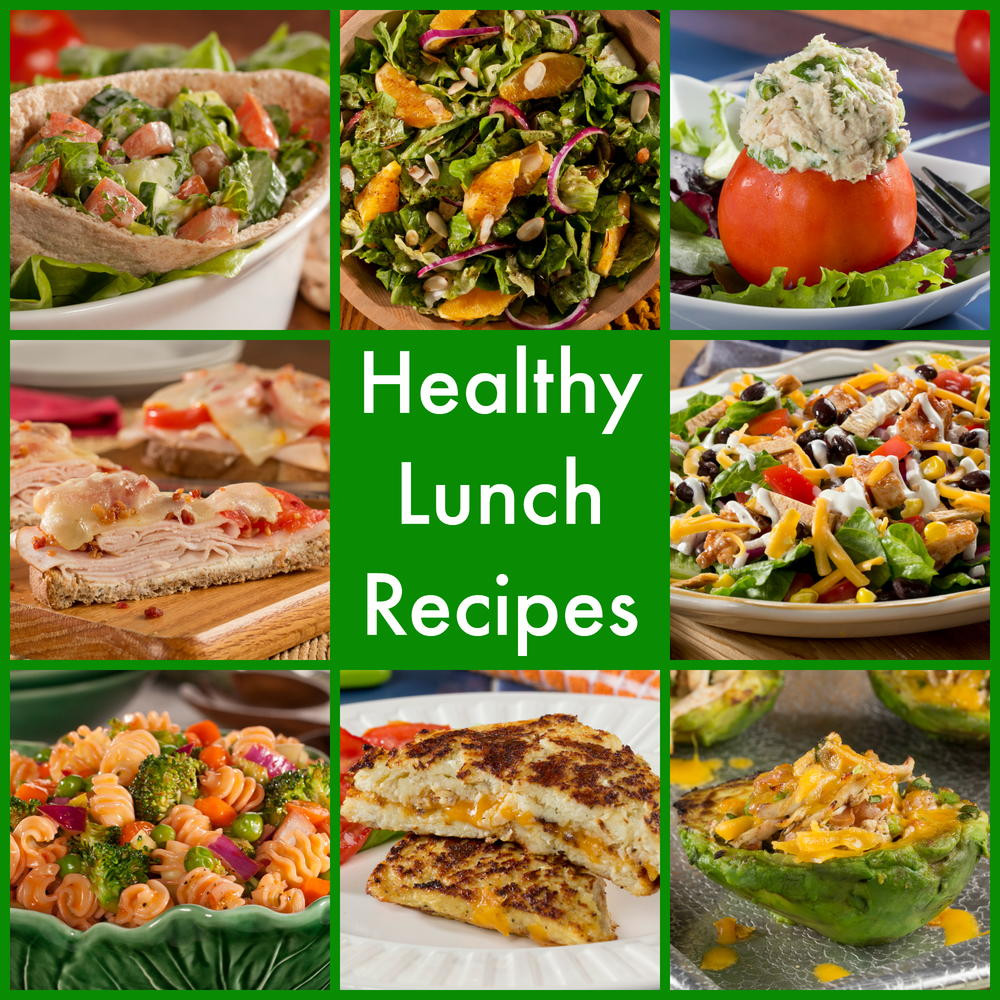 Diabetic Healthy Recipes  16 Healthy Lunch Recipes