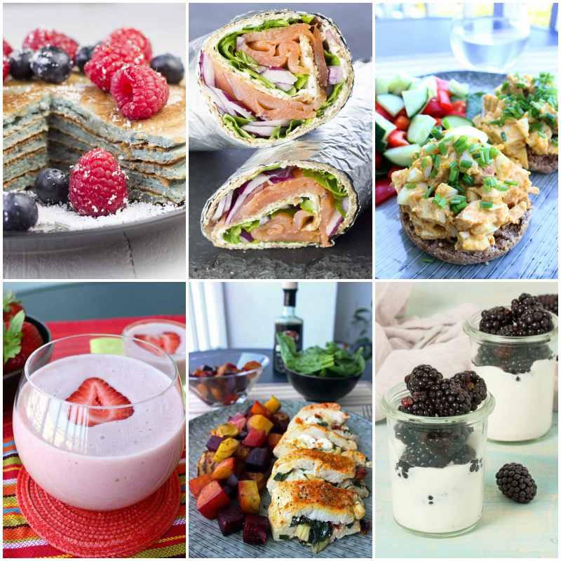 Diabetic Healthy Recipes  Diabetic Meal Plan Example