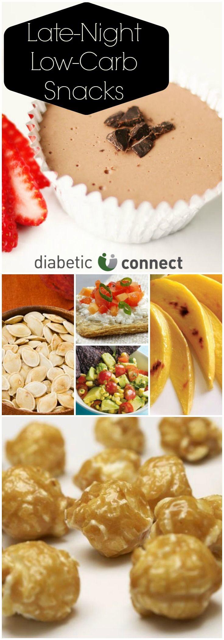 Diabetic Healthy Snacks  25 best Healthy Night Snacks ideas on Pinterest