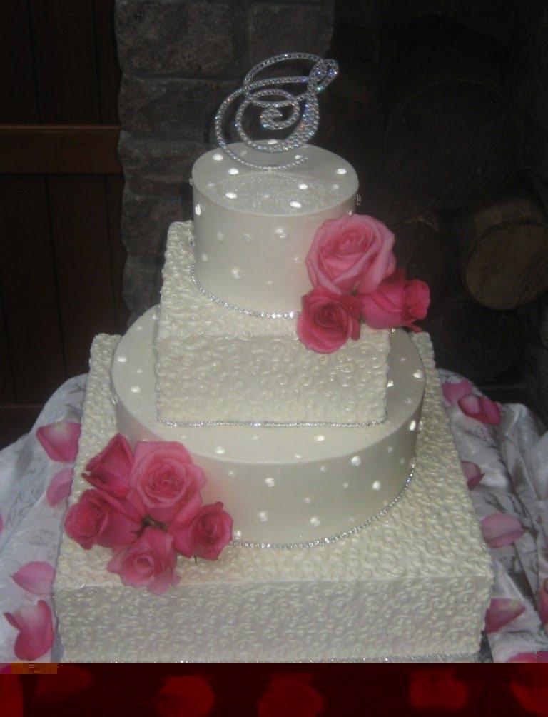 """Diamond Wedding Cakes  Diamond Wedding Cakes """"Diamond Accessories"""" Wedding"""