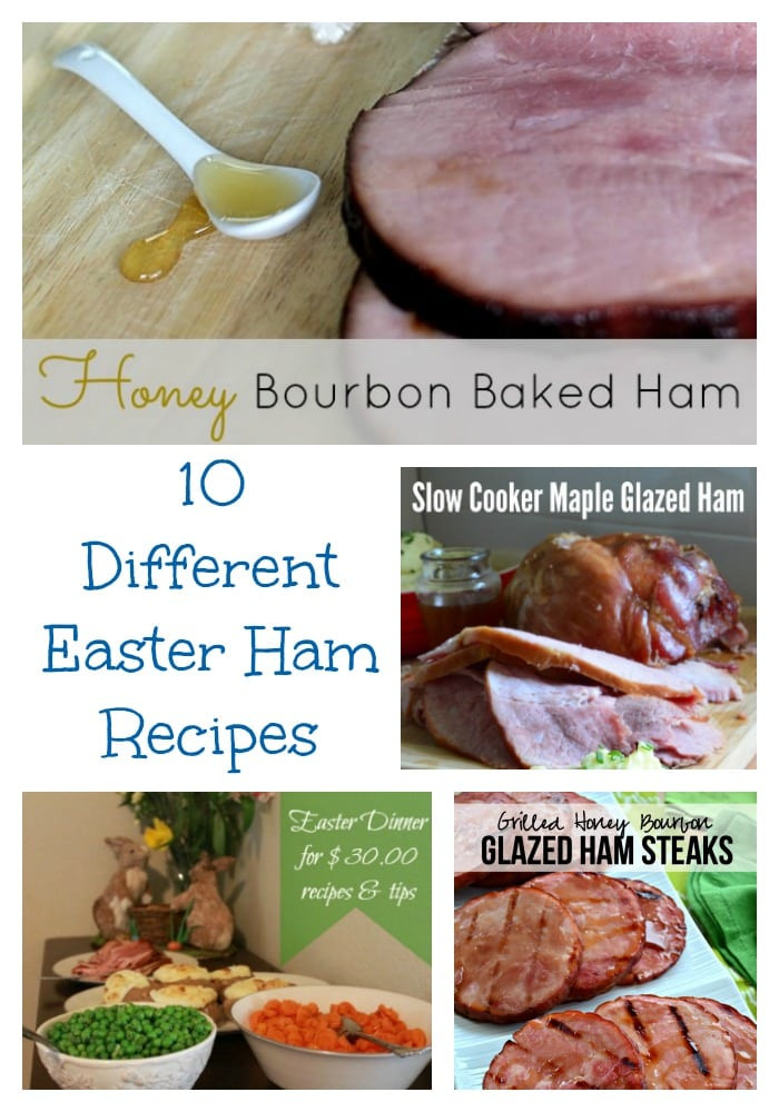 Different Easter Dinner Ideas  10 Different Easter Ham Recipes
