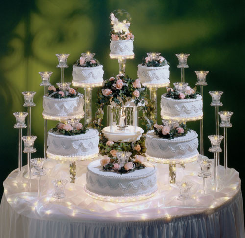 Different Wedding Cakes  Wedding Cake For You