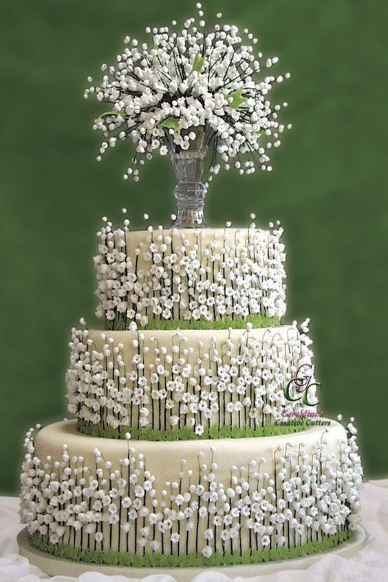 Different Wedding Cakes  Inspirational Unique Wedding Cake Ideas for Reception