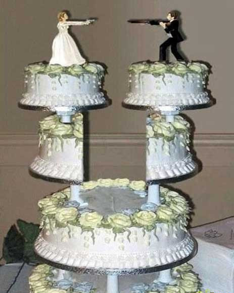 Different Wedding Cakes  Unique Wedding Cake Ideas – Joy Turner