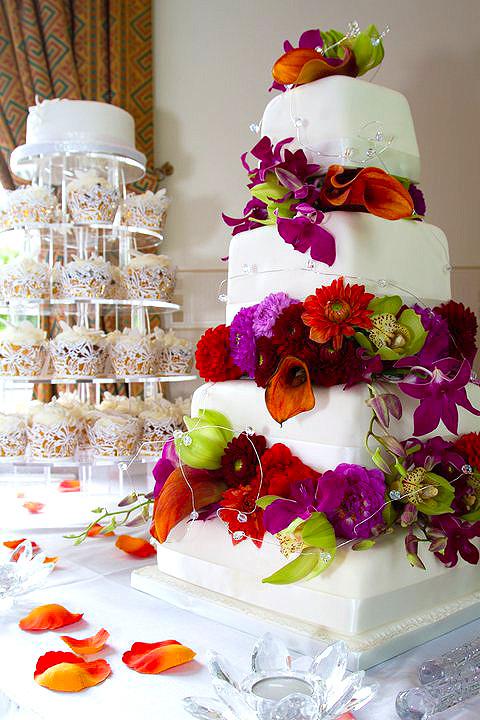 Different Wedding Cakes  Unique Wedding Cakes