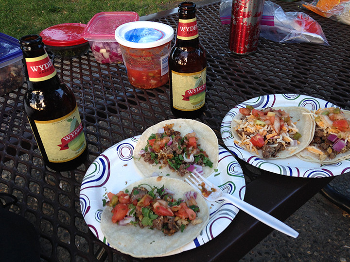 Dinner Ideas For Camping  Healthy Camping Food Ideas How We Eat When Camping Pure