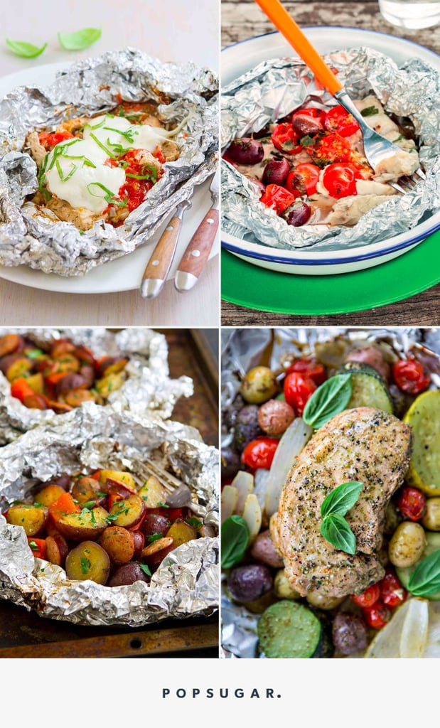 Dinner Ideas For Camping  Camping Meal Ideas